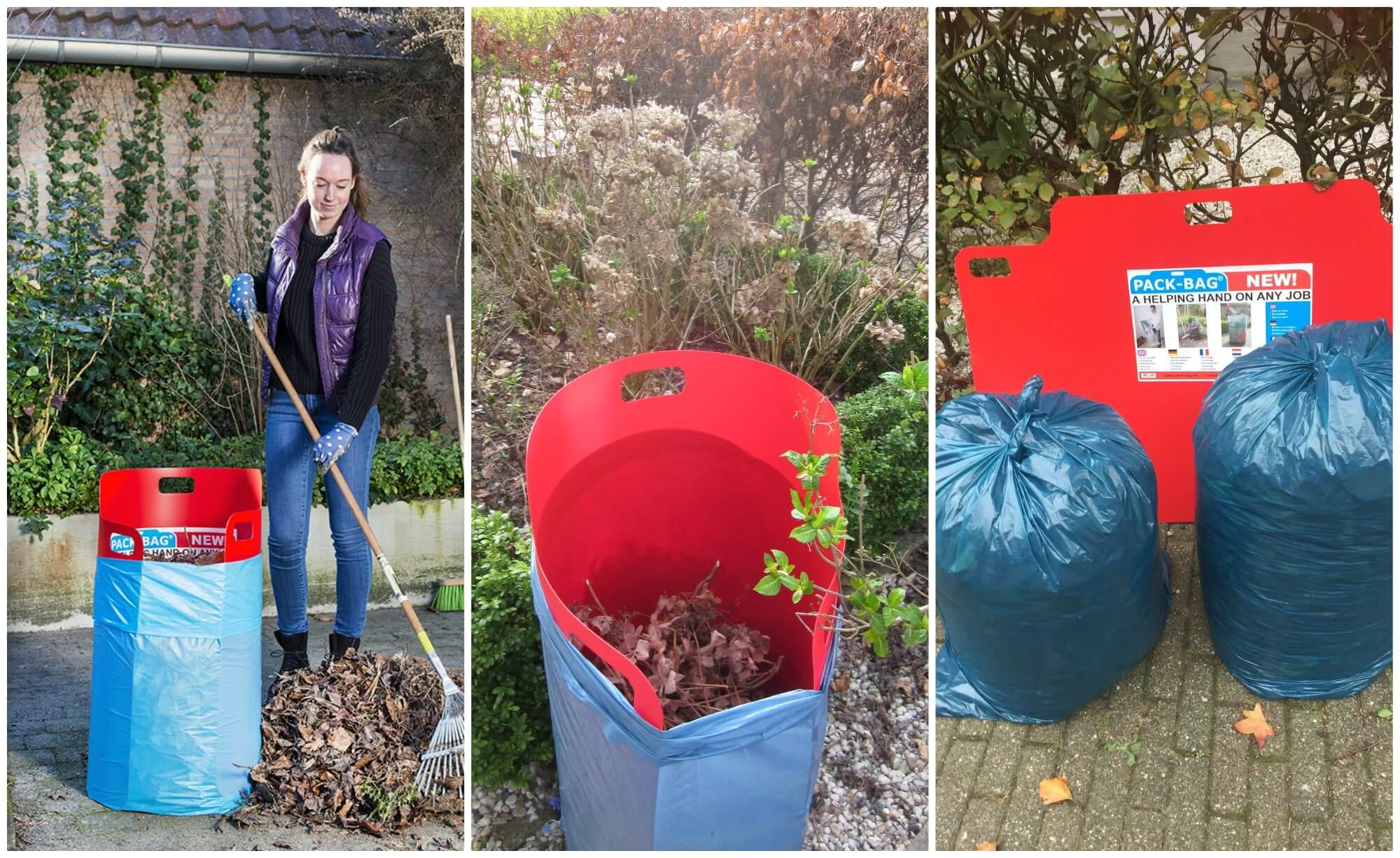 Handige tips voor het opruimen van tuinafval